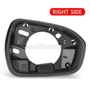 Rechts Außenspiegel Spiegelkappe Halter Für Ford Mondeo MK5 2012-2019 Schwarz ♡