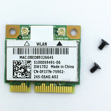 Dell Dw1702 Atheros Ar5b195 Wireless Wifi N Bluetooth WLAN Card 14R N4110 N4120