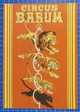Circus Barum Programm Illustrierte  B19225