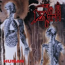 DEATH Human 2CD Relapse Records CD7165R