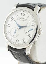 F.P. Journe Chronometre Souverain Platinum LIMITED EDITION Rare 40mm men's watch