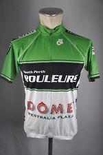 Rouleurs Perth Australien Rad Trikot Gr. M 50cm Bike cycling jersey Shirt G7
