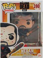 Funko POP! Vinyl The Walking Dead Pop! - Negan (Bloody) Exc