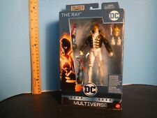 DC Multiverse The Ray Action Figure 6 inch Collect Connect Lex Luthor BAF in Box
