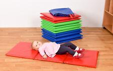 Set 6 Soft Folding Rest Mats for Home & Nursery