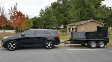 BigFoot BBQ Smoker Grill Trailer Food Truck Mobile Catering Concession Vending
