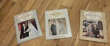 Collection Of 1940's - 1960's Royal Memorabilia Princess Margaret Wedding book