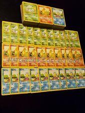 3X Original Pokemon Base Set Starters cards (Bulbasaur, Charmander, & Squirtle)