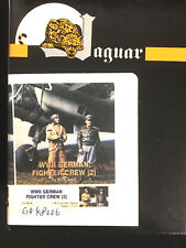 Jaguar 1/35 WWII German Fighter Crew - by Mike Good (2 Resin Figures) - GD48006