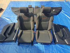 2016 Suzuki Swift Sport Seats - 5 Door - ISOFIX - ZC32S - 60/40 - SZ3 SZ4 SZ5 -