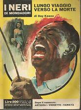 (Day Keene) Lungo viaggio verso la morte 1966 i neri di Mondadori n.22