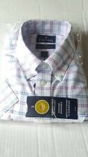 brand new stafford male dress shirt in a size 16