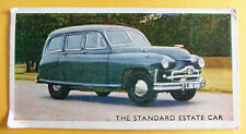 Trading Card Royal Society for the Prevention of Accidents Mod British Cars 36