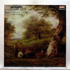 EUGEN JOCHUM - BRAHMS symphony no.1 EMI LP EX+