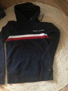 Tommy Hilfiger men's hooded sweatshirt   size S