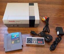 TESTED!  NES NINTENDO vintage SET original console system bundle+ pinball game