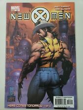 "NEW X-MEN #151 152 153 154 (2004) FULL ""HERE COMES TOMORROW""! GRANT MORRISON!"