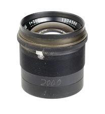 Projector Lens Minolta F.ROKKOR-QF 5.6/200mm f/5.6 200mm 1:5.6 No.1204566