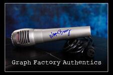 **GFA Whose Line is it Anyway? *WAYNE BRADY* Signed Pyle Pro Microphone AD COA**