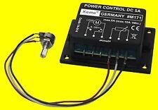 KEMO M171 PWM Leistungsregler POWER CONTROL 9-28 V/DC 5A-10A LED MOTOR LAMPEN