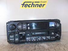 Radio Chrysler Neon Casette CD Wechsler Steuerung