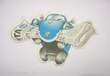 VECCHIO ADESIVO AUTO MOTO / Old Sticker TAMOIL MAGGIOLONE (cm 14 x 8,5)