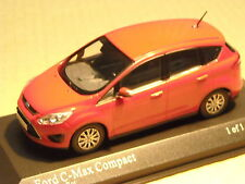 Ford G-Max Compact 2010 Red Minichamps item  400089000 scale1:43