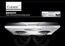 "Under Cabinet Range Hood Stainless Steel 30"" - Clever Sr6030"