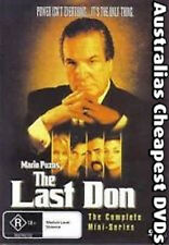 The Last Don DVD NEW, FREE POSTAGE WITHIN AUSTRALIA REGION ALL