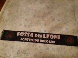 sciarpa Fossa dei Leoni 1970 Fortitudo Bologna basket
