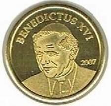 Vaticaan 2007 probe-pattern-essai - 50 eurocent - Paus Benedictus XVI