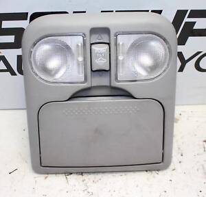 380 DB FRONT INTERIOR LIGHT WITH SUNROOF, 09/05-03/08 *0000041449*
