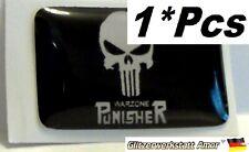 1*Pcs Auto Styling Epoxy Sticker Abzeichen Aufkleber Tuning Universal -1A-Qualy-
