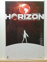 Horizon #1 second printing Image Comics CB7721