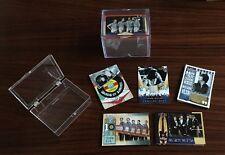 2013 Panini Beach Boys 120 Base Card Set, Concert Gear Card, 37 Chase Cards Lot