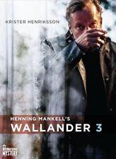 Wallander: Season 3 - 4 DISC SET (2014, DVD New)