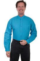 Scully Men's Cotton Print Shirt RW301
