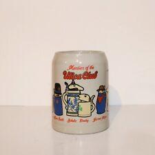 Utica Club Beer Mug - Members - Gerz Germany