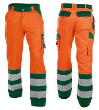 DASSY Lancaster Warnschutz Bundhose Arbeitshose Hose Berufshose Warnkleidung