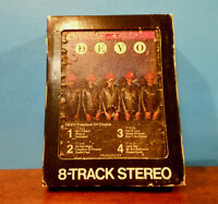 DEVO FREEDOM OF CHOICE 1980 STEREO 8 TRACK TAPE CARTRIDGE WITH BOX TESTED