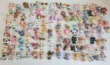 HUGE Littlest Pet Shop Lot PETS Dog Cat Pig Monkey Etc Dachshund Husky Terrier