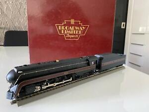 Broadway Limited Imports N&W Class J 4-8-4 #611Steam Engine Model