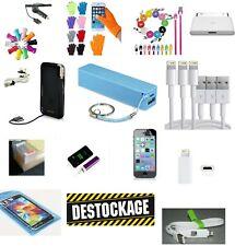 lot revendeur 200 produits accessoires Iphone IPAD - valeur revente + 1000 euros