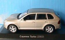 PORSCHE CAYENNE TURBO 2002 PEARL OR MINICHAMPS 1/43 CHAMPAGNE WAP C20 Set 01