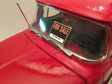 1/24 Scale For Sale Sign decals for your Miniature cars & trucks