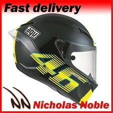 Full Face Graphic 5 Star Multi-Composite Motorcycle Helmets