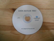CD Rock John Butler Trio - Close To You Radio Edit (1 Song) Promo WEA- cd only -