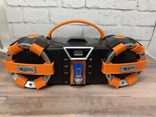 2011 Hot Wheels Boombox Cd-Player Fm Am Radio Hw-560 Mattel | Selling As Is |
