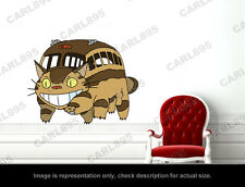 Ghibli Totoro - Catbus Nekobus (A) Wall Art Applique Sticker