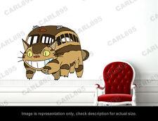 Ghibli Totoro - Catbus Nekobus (A) Wall Art Applique Sticker